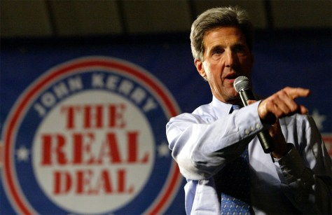 Kerry Hits Trail After Big New Hampshire Win