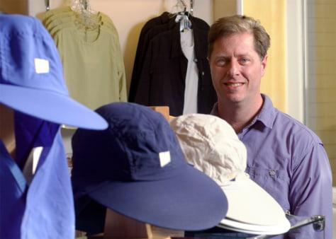 Sun Precautions CEO Shaun Hughes