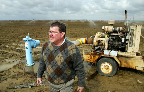 WATER EQUIPMENT ON FARM