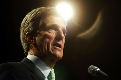 John Kerry Speaks in California at UCLA