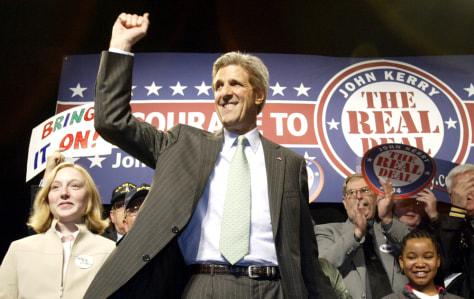IMAGE: Sen. John Kerry