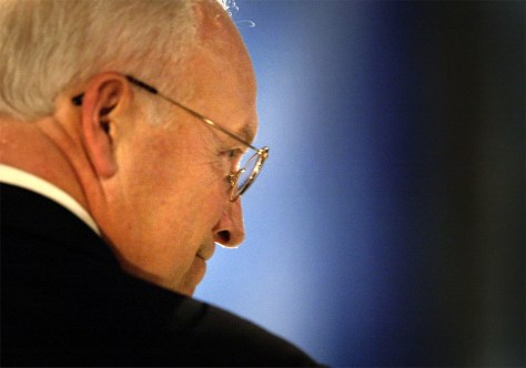 Vice President Cheney Visits Reagan Library