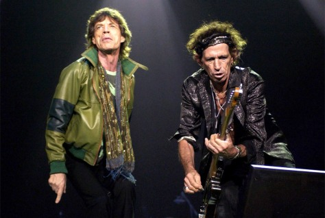 Image: Jagger, Richards