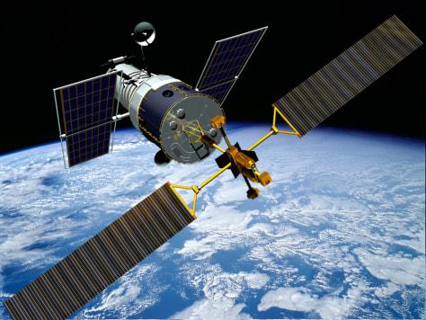 Image: Space tug