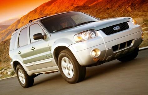 Image: Ford Hybrid Escape