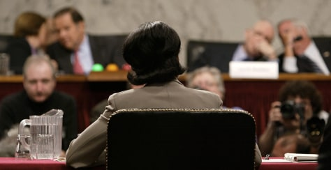 Condoleeza Rice Testifies Before The 9/11 Commission