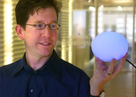 Image: David Rose and Ambient Orb
