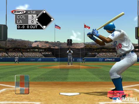 "screenshot from ""ESPN Major League Baseball 2004"""