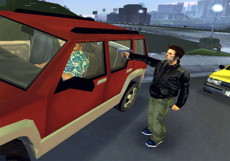 "screenshot from ""Grand Theft Auto III"""