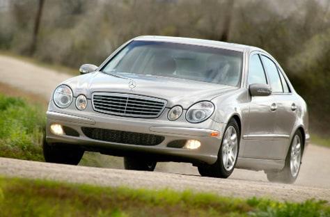 Image: 2005 Mercedes-Benz E320 CDI