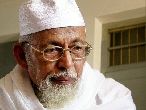 Image: Muslim cleric Abu Bakar Bashir