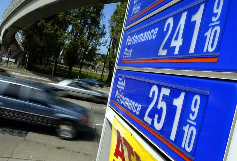 U.S. Gas Prices Still Rising