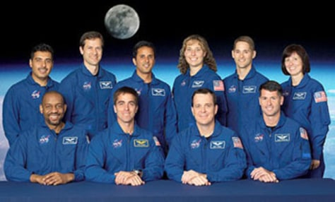 Image: Astronaut class