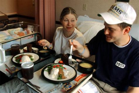 Hospitals go gourmet, offer new cuisine - Health - Health ...