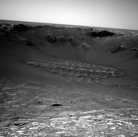 Image: Endurance Crater floor