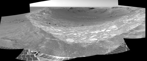 Image: Endurance Crater