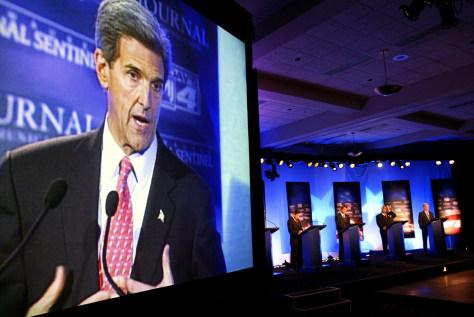 Democratic Candidates Debate in Milwaukee