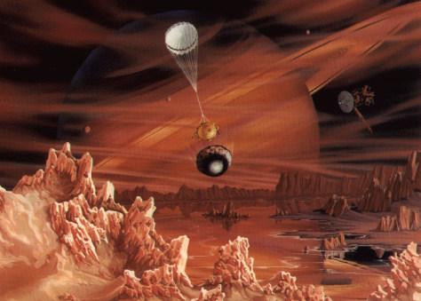 Image: Cassini-Huygens