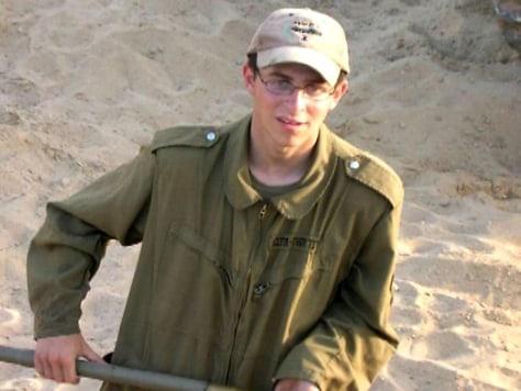 Image: Cpl. Gilad Shalit