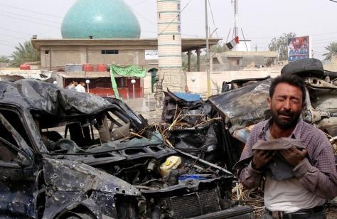 Image: Mahmoudiya attack