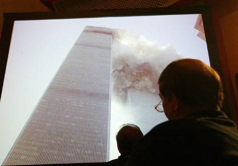 FAMILIES WATCH PRESENTATION AT SEPTEMBER 11 COMMISSION HEARING IN NEW YORK