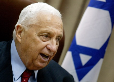 Image: Ariel Sharon