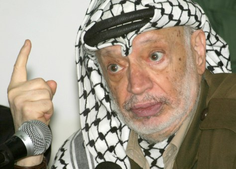 FILE PHOTO: ARAFAT