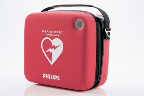 Philips Electronics HeartStart home defibrillator