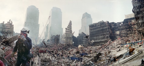 IMAGE: WTC after 9/11