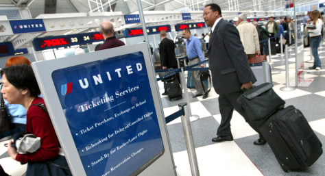 FILE PHOTO Federal Government Refuses To Back UAL Loan