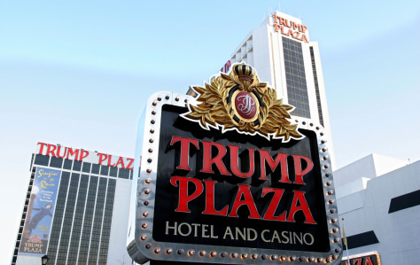 FILE PHOTO: Trump Casinos To File For Bankruptcy