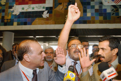 Iraqi National Conference Wraps Up