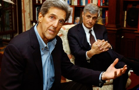 JOHN KERRY ROBERT RUBIN