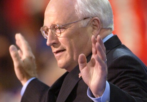 IMAGE: Vice President Dick Cheney