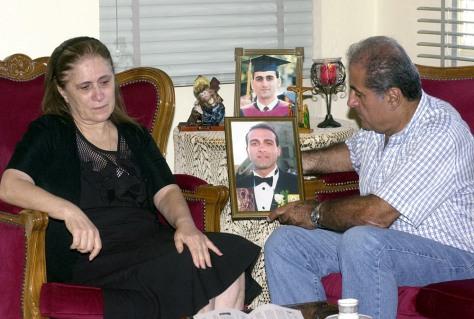 Image: Parents of Sept. 11 victim.