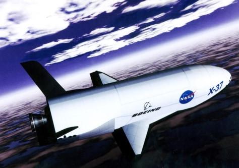Image: X-37