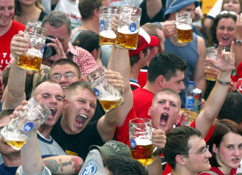 IMAGE: Oktoberfest opens in Munich