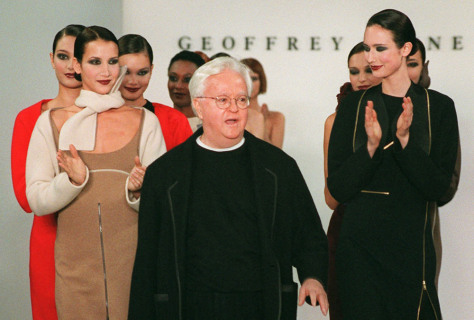 Designer geoffrey beene dead at 77 today style Fashion designer geoffrey