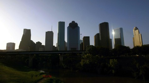 Houston economy gets back on its feet