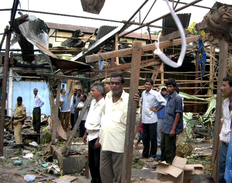 Image: Blast in Dhekiagula
