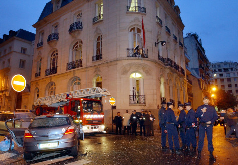 Image: Indonesian Embassy in Paris.
