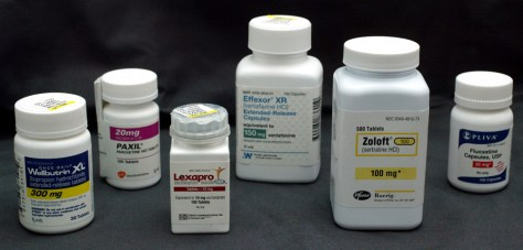 FILE PHOTO: U.S. Orders New Warnings On Antidepressants For Children