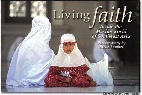 Image: Living Faith