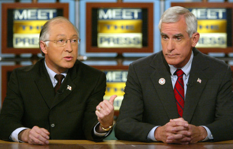 Image: Ken Salazar and Pete Coors
