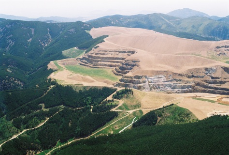 GOLD MINE IN MONTANA