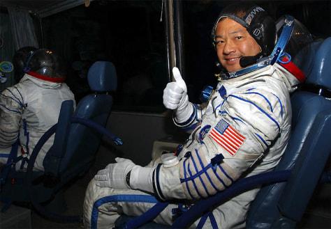 NASA'sLeroy Chiao