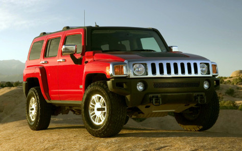 Photo released of new GM Hummer H3