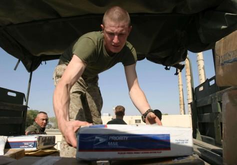 IRAQ: U.S. MARINES