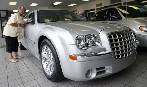 KIMBLE CHRYSLER 300