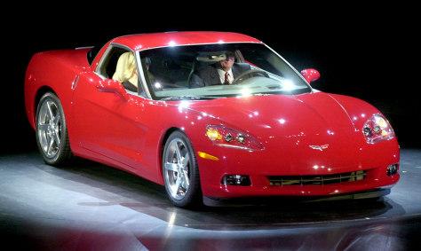 Image: 2005 Chevrolet Corvette